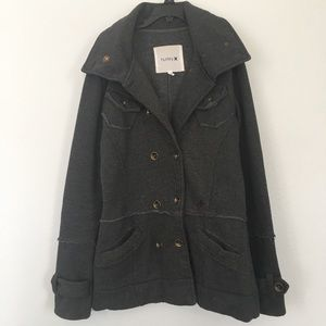 Hurley Jacket with buttoned hood